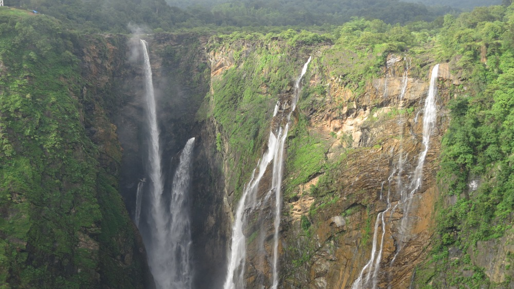 Jog Falls, Shimoga, Karnataka @Life on Weekends