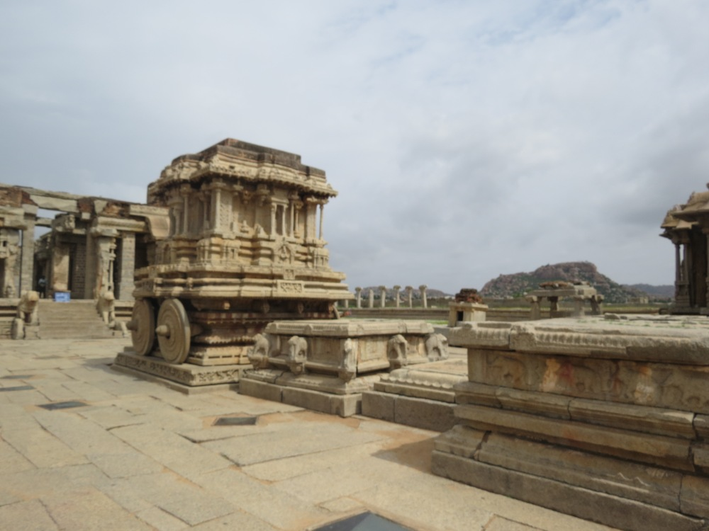 Temples of Hampi, Badami, aihole & Pattadakal in Karnataka @Life on Weekends