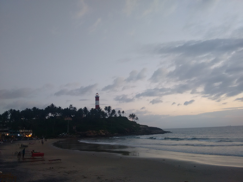 kovalam light house