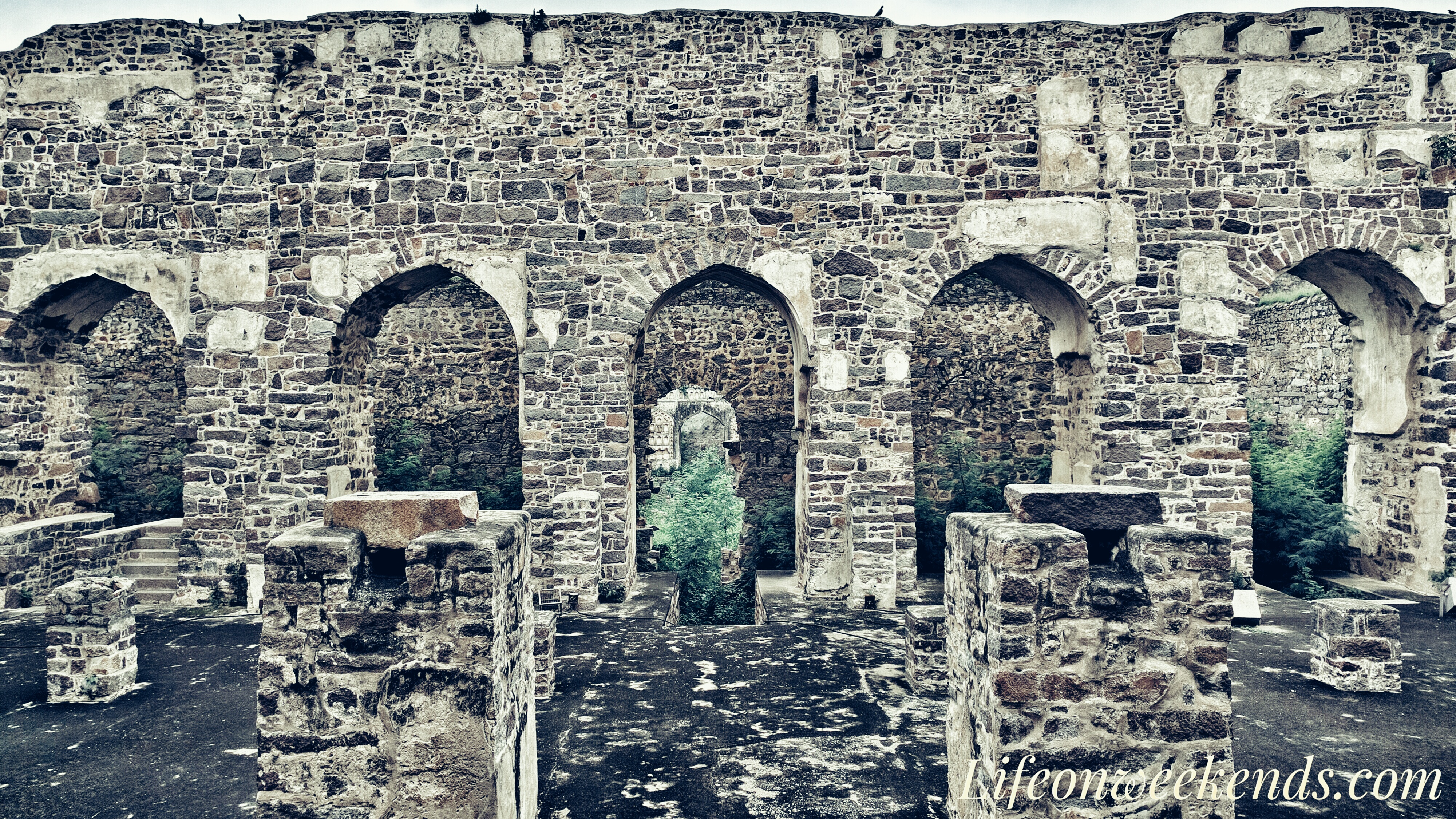 Golconda fort @Life on Weekends