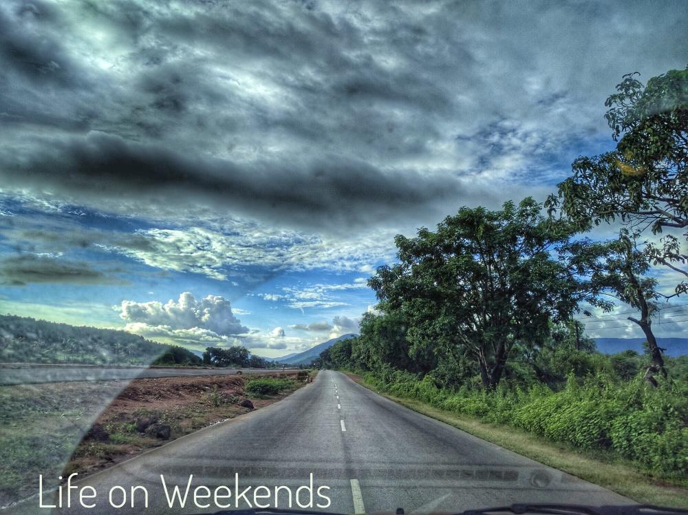 National HIghway 66, fromm Udupi to Karwar