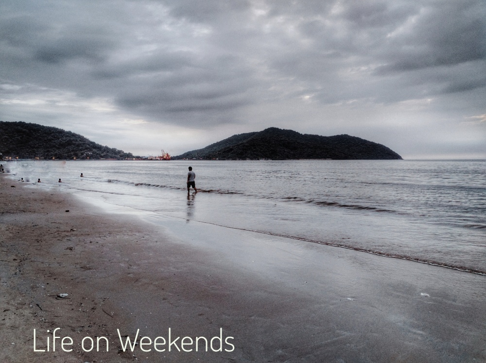 tagore each, Karwar where silence pervades