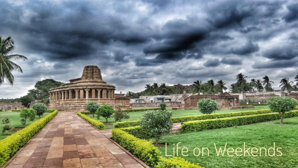 aihole temple Karnataka