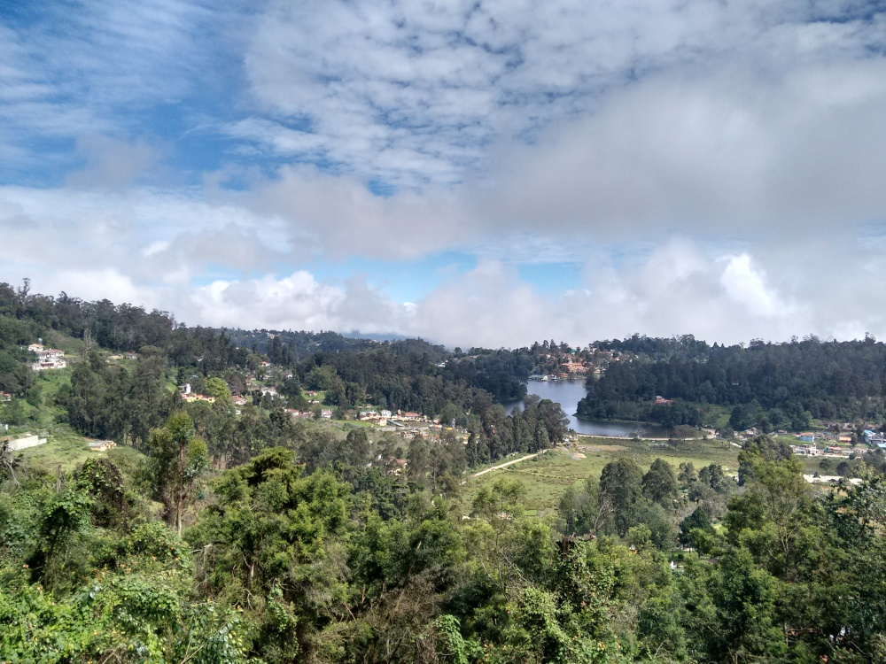 Kodai Vantage point, Kodai Kanal