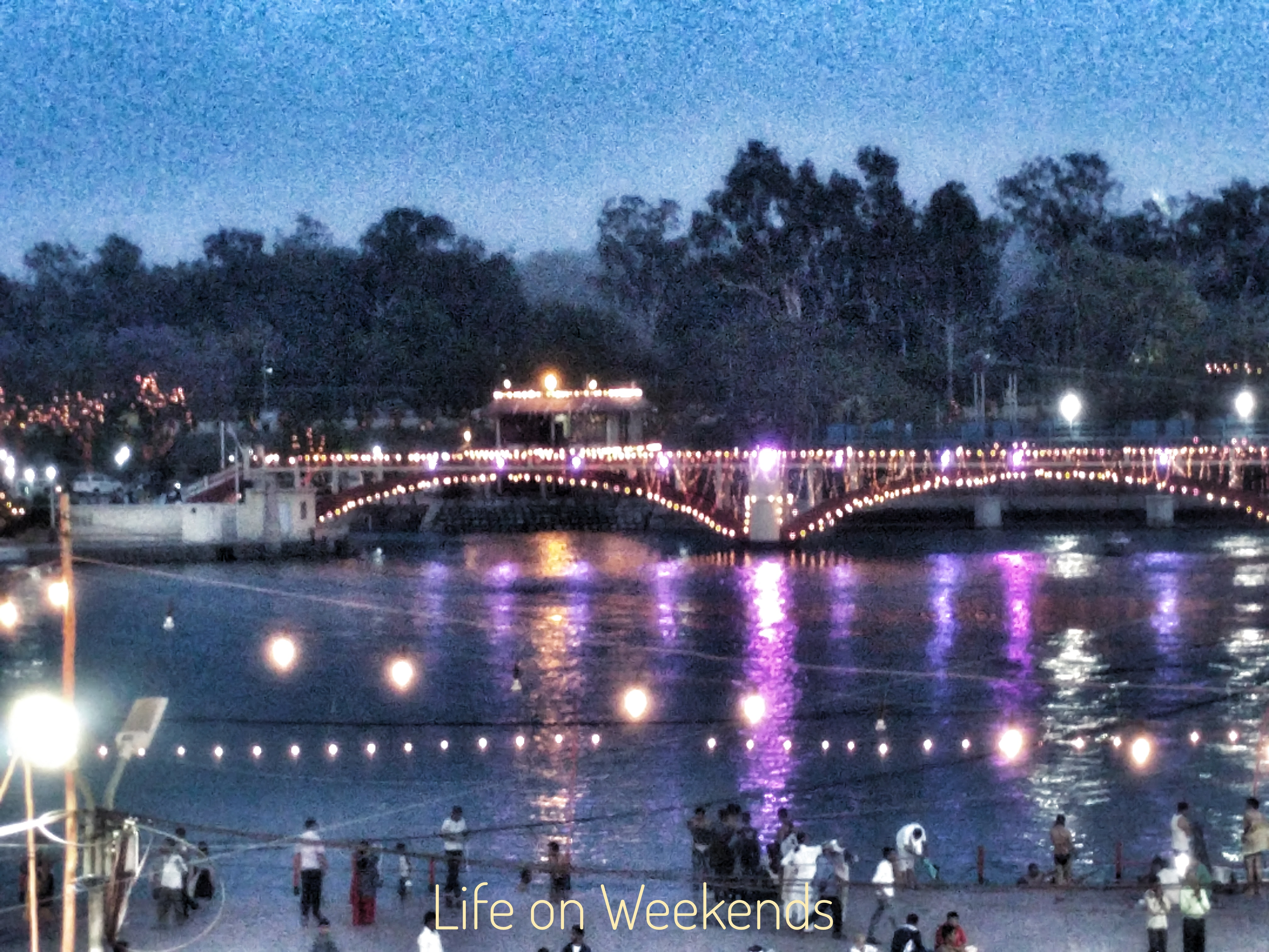 Haridwar, Uttarakhand @Life on Weekends