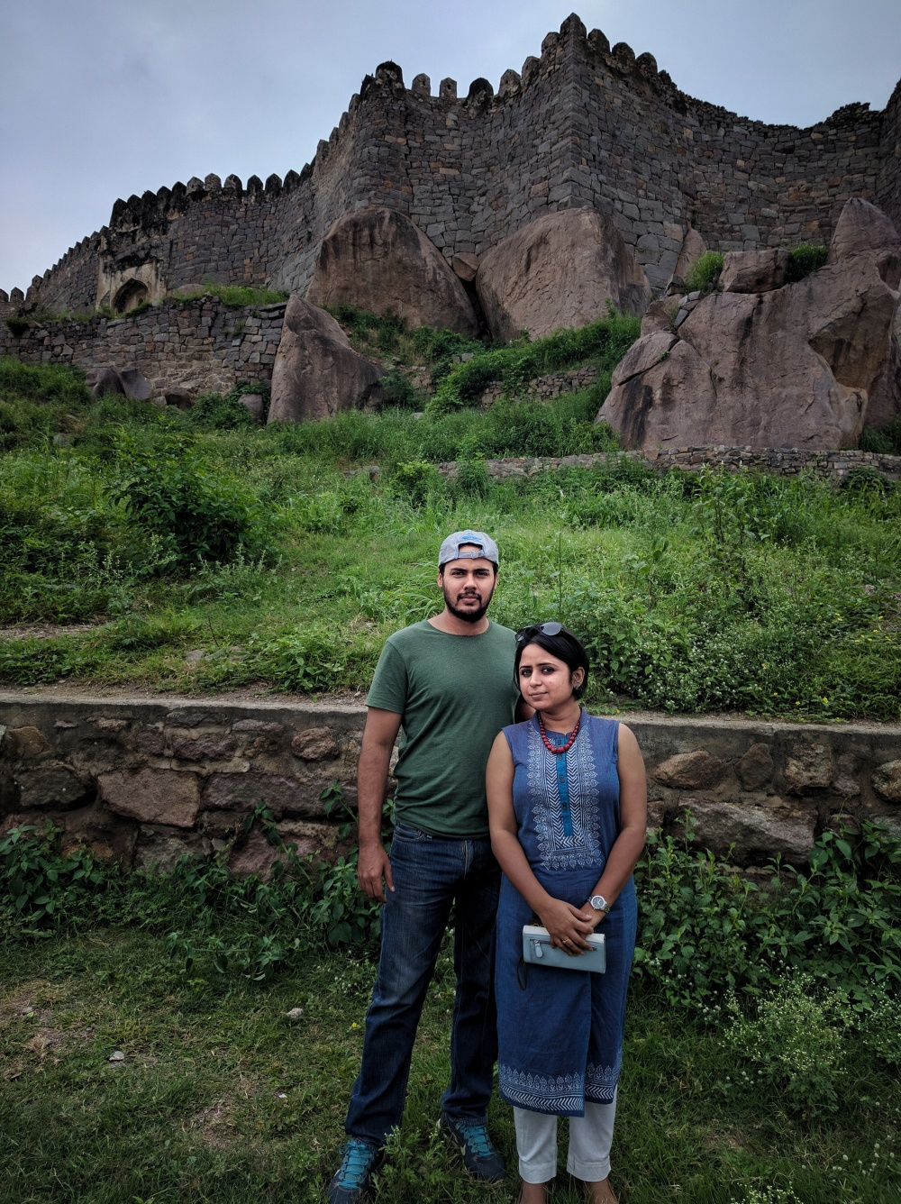 A fort to remember! Golconda fort at Life on weekends