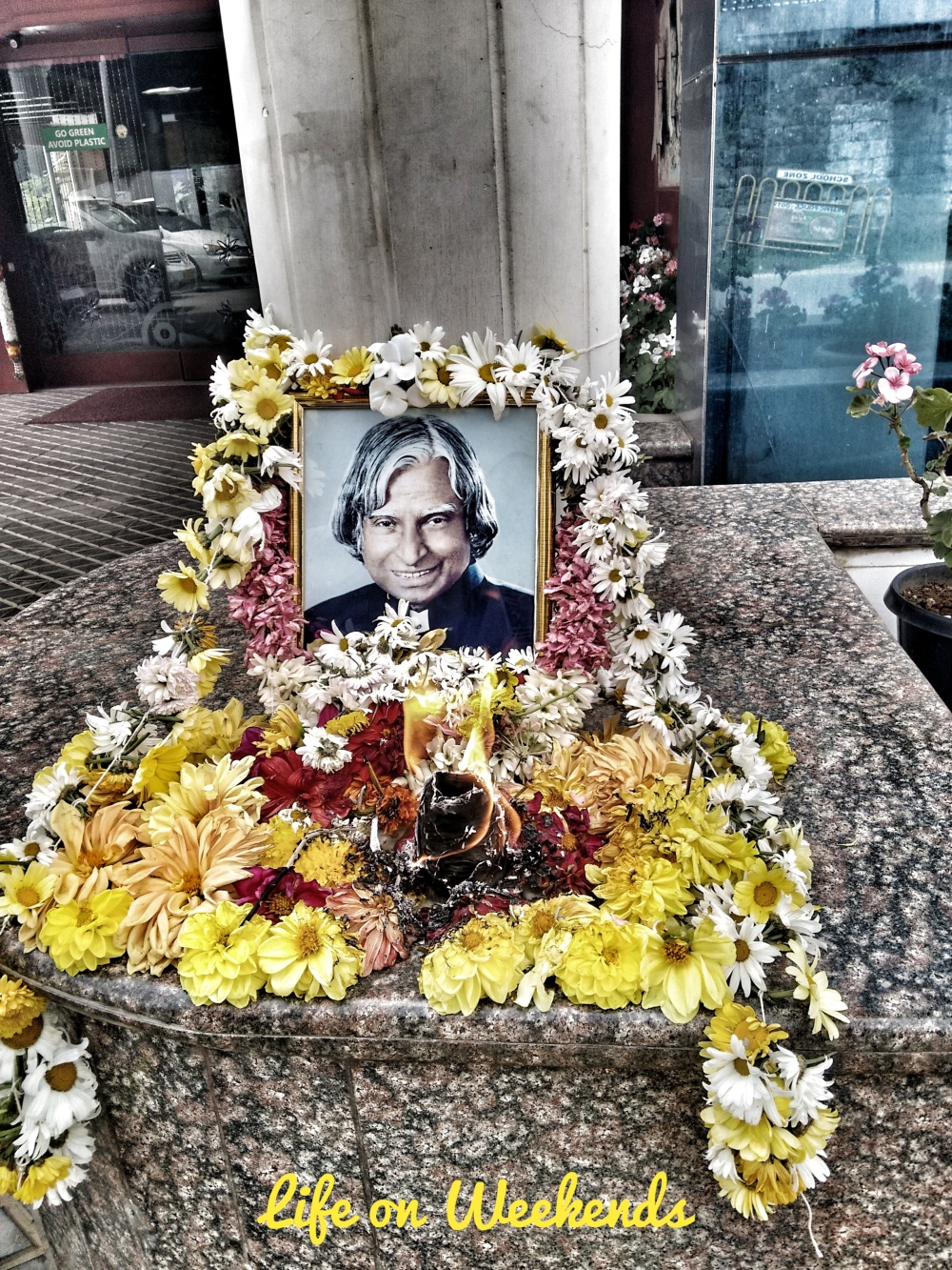 In the fond memory of Dr. APJ Abdul Kalam in Ooty @Life on Weekends