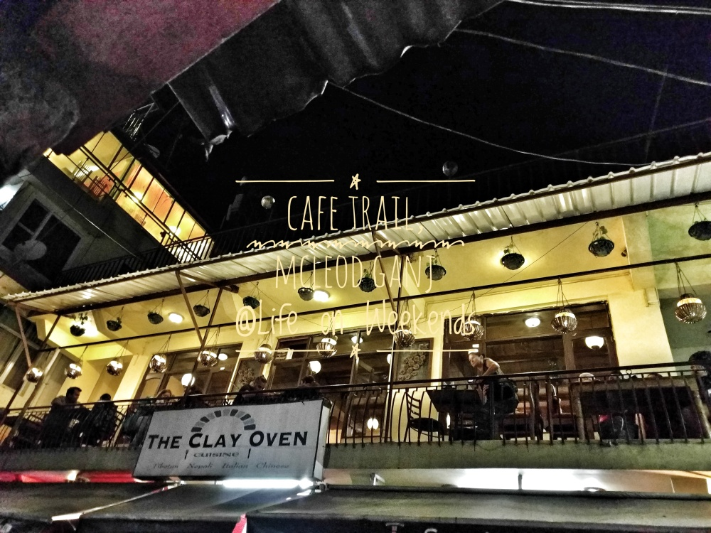 Clay Oven Cafe, McLeod Ganj @Life on Weekends