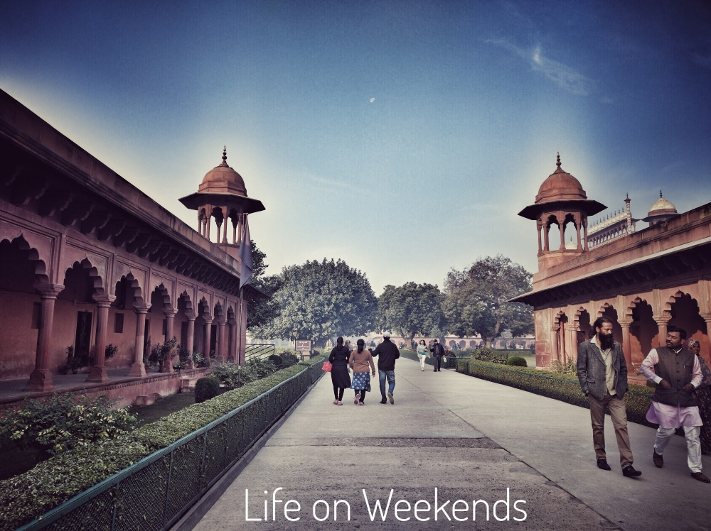 The Taj Mahal at Life on Weekends