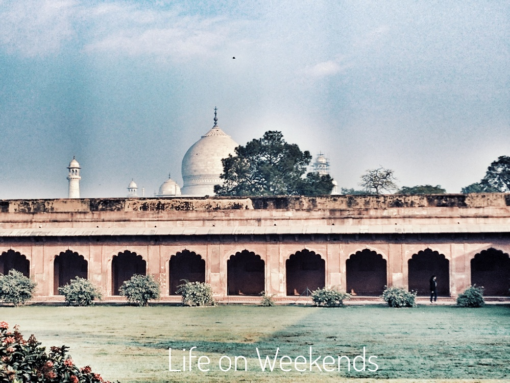 The Taj Mahal @Life on Weekends