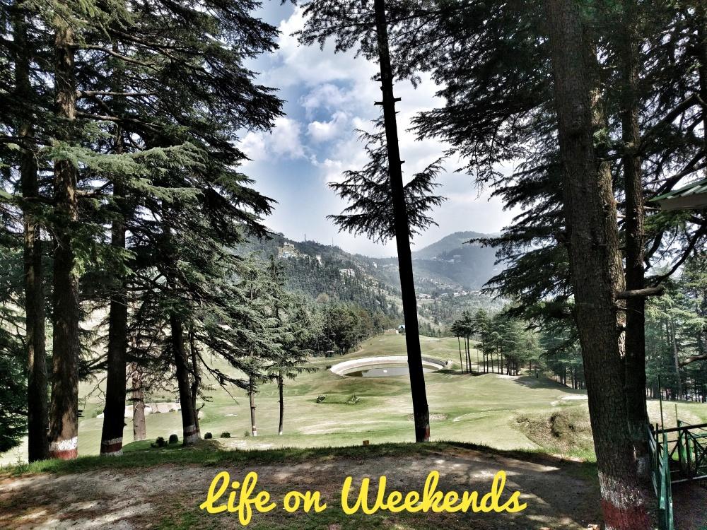 Naldehra, Shimla, Himachal Pradesh @Life on Weekends