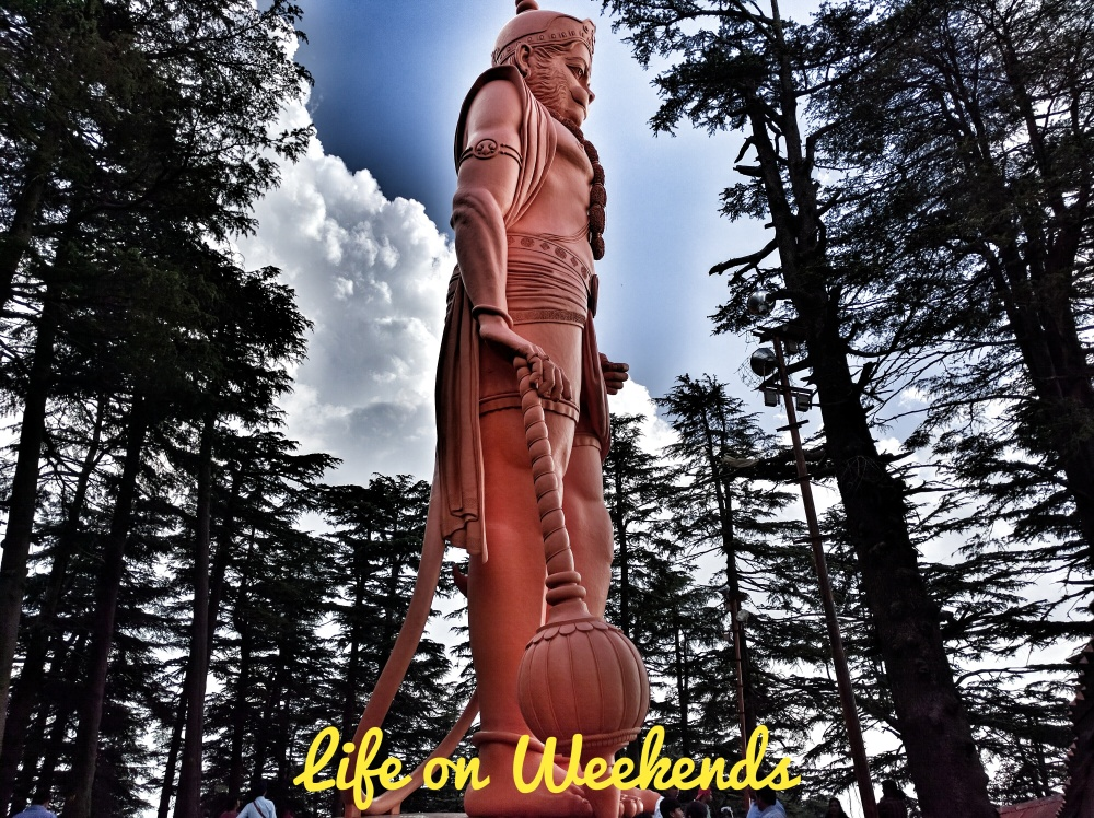 Jhaku Temple, Shimla, Himachal Pradesh @Life on Weekends