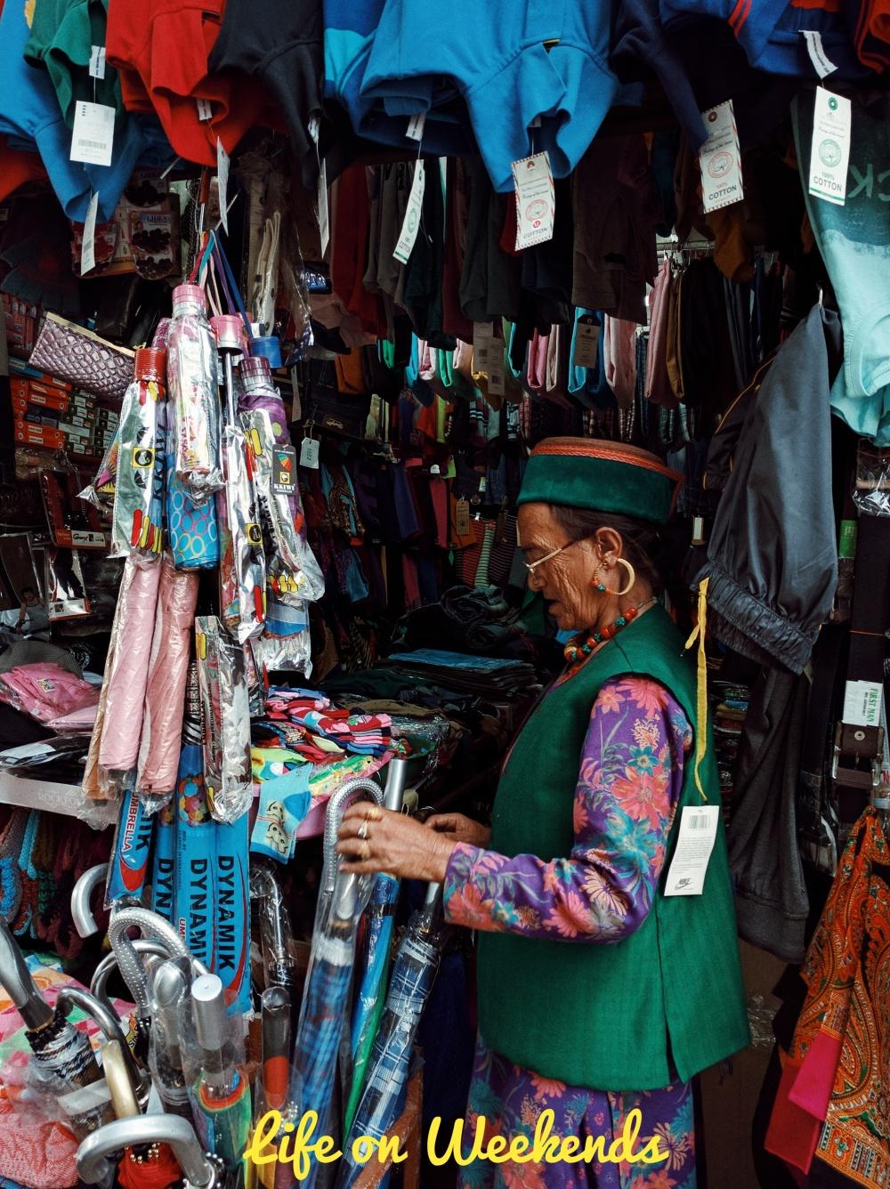Lakkad Bazaar, Shimla, Himachal Pradesh @Life on Weekends