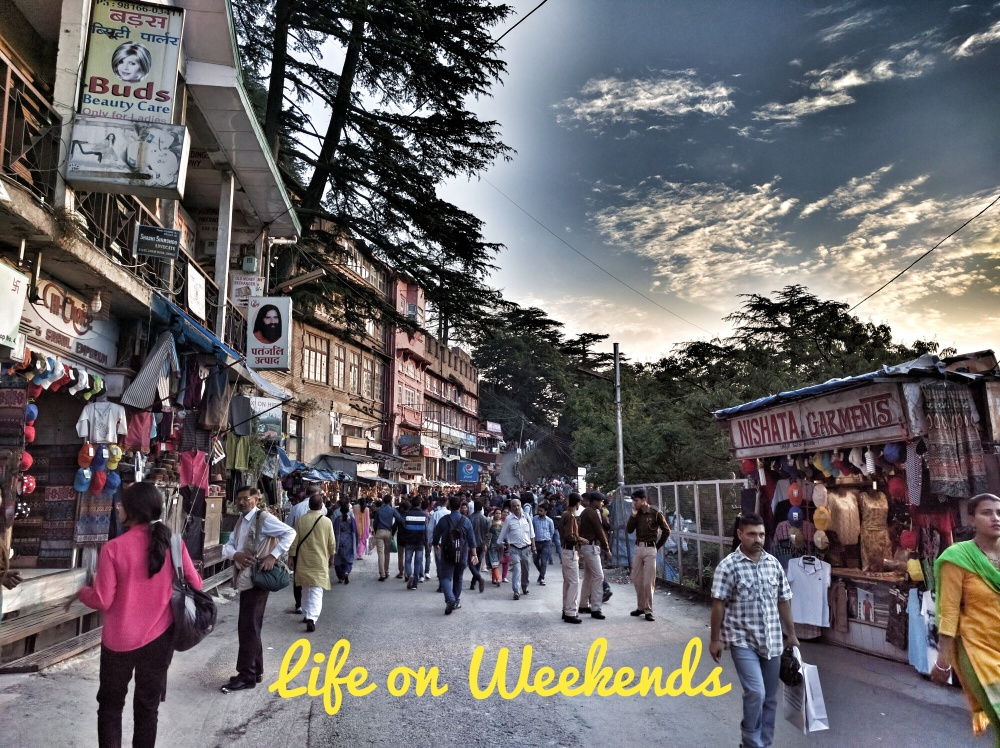 Shimla, Himachal Pradesh @Life on Weekends