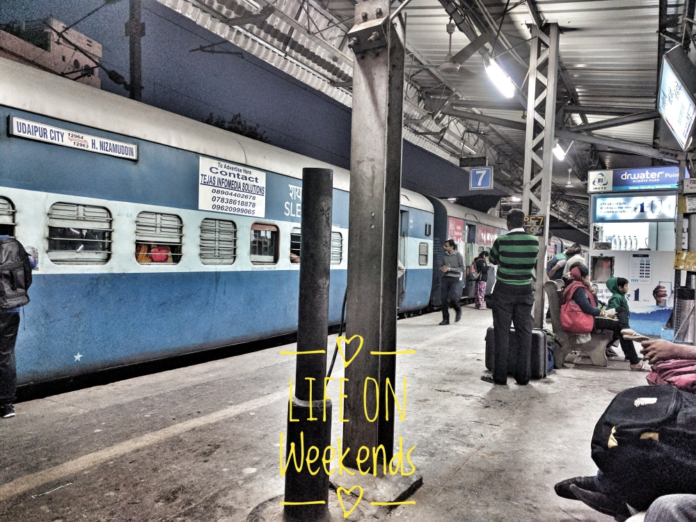 Indian railways @Life on Weekends