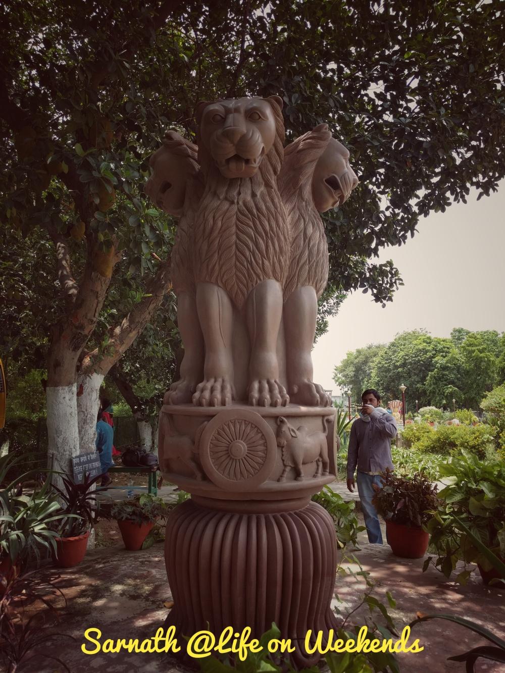 Sarnath, Varanasi @Life on Weekends