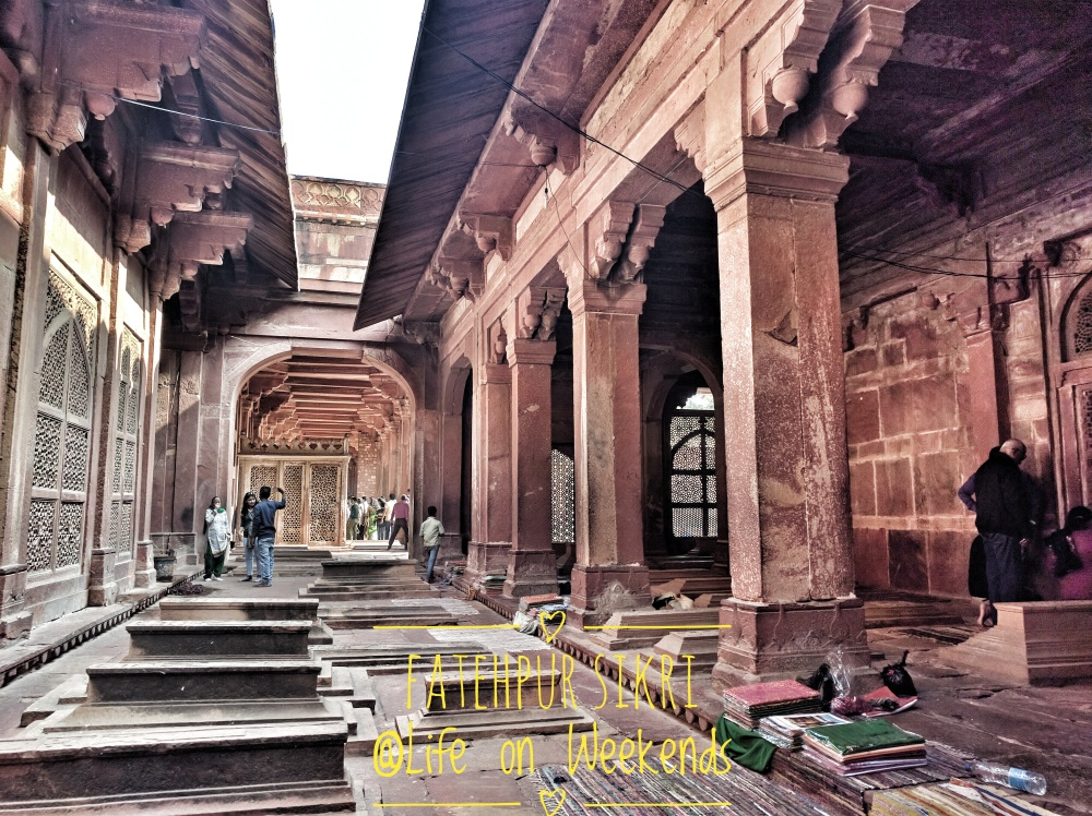Fatehpur Sikri @Life on Weekends