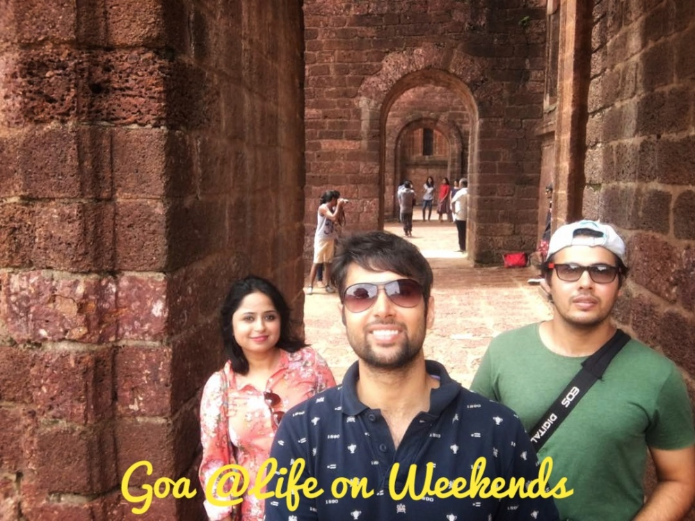 Goa @ Life on Weekends