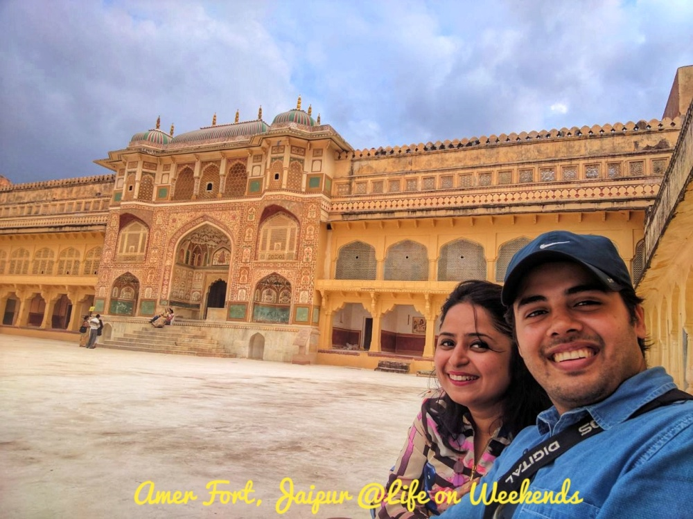 Amer Fort, Jaipur @ Life on Weekends