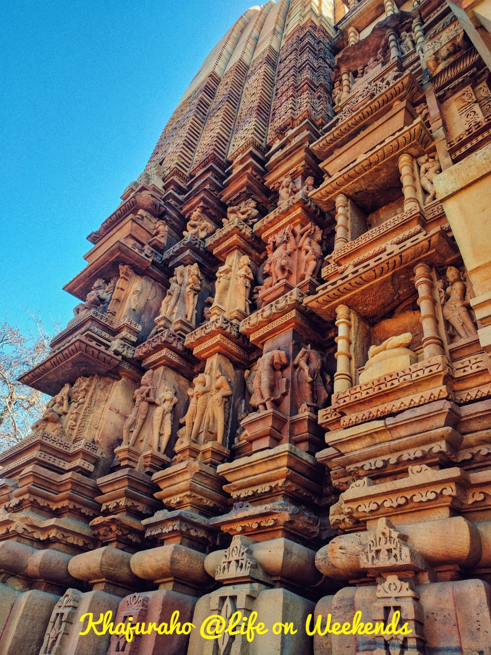 Khajuraho @ Life on Weekends