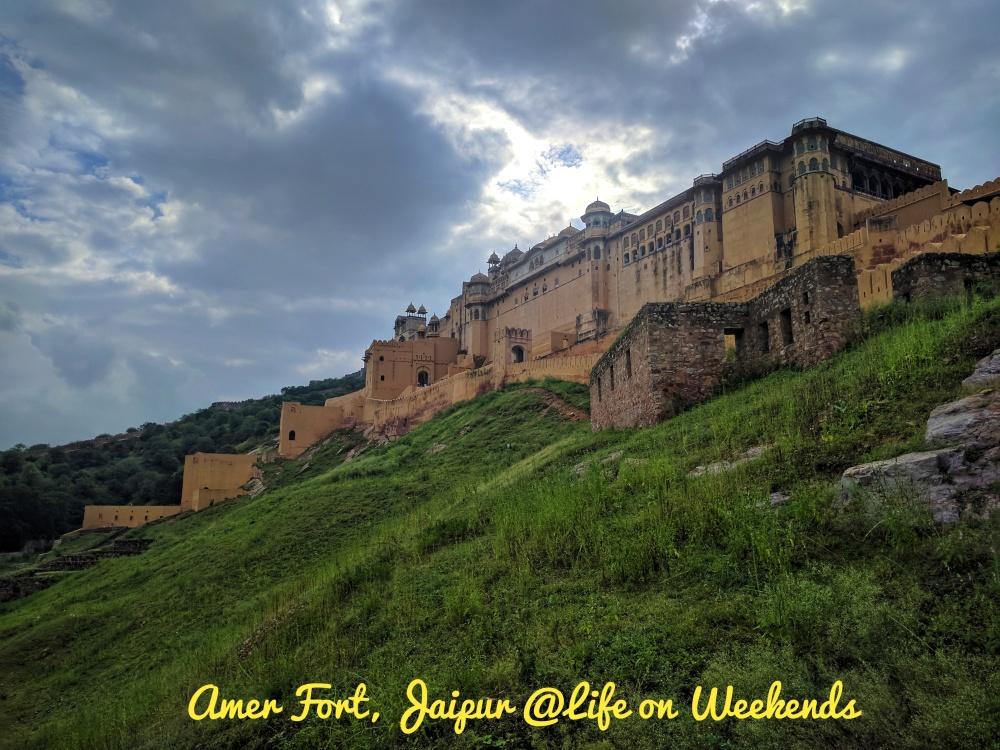 Amer Fort, Jaipur @ Life on Weekends