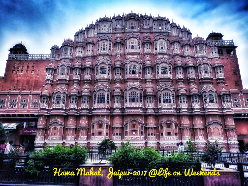 Hawa Mahal, Jaipur @ Life on Weekends