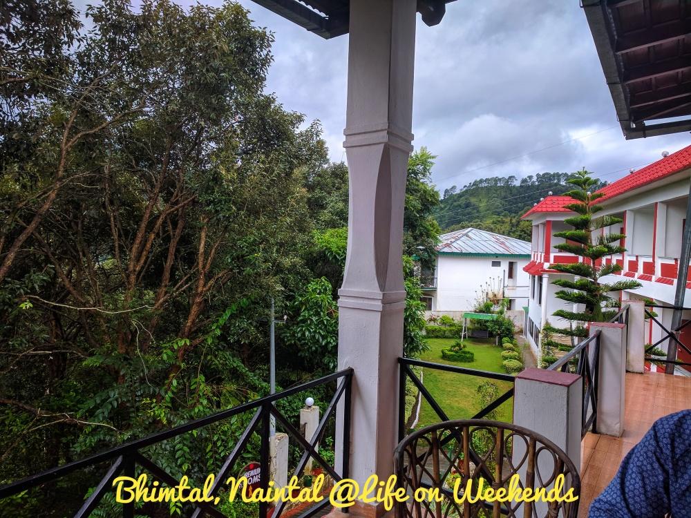Bhimtal, Life on Weekends