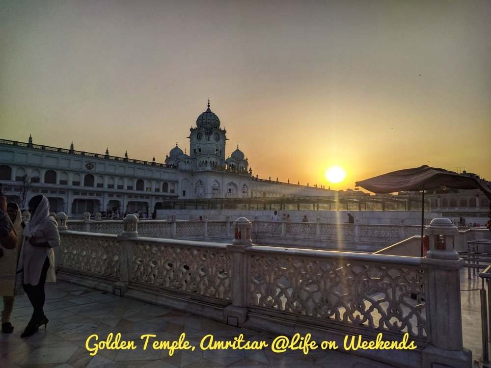 Golden Temple, Amritsar @ Life on Weekends