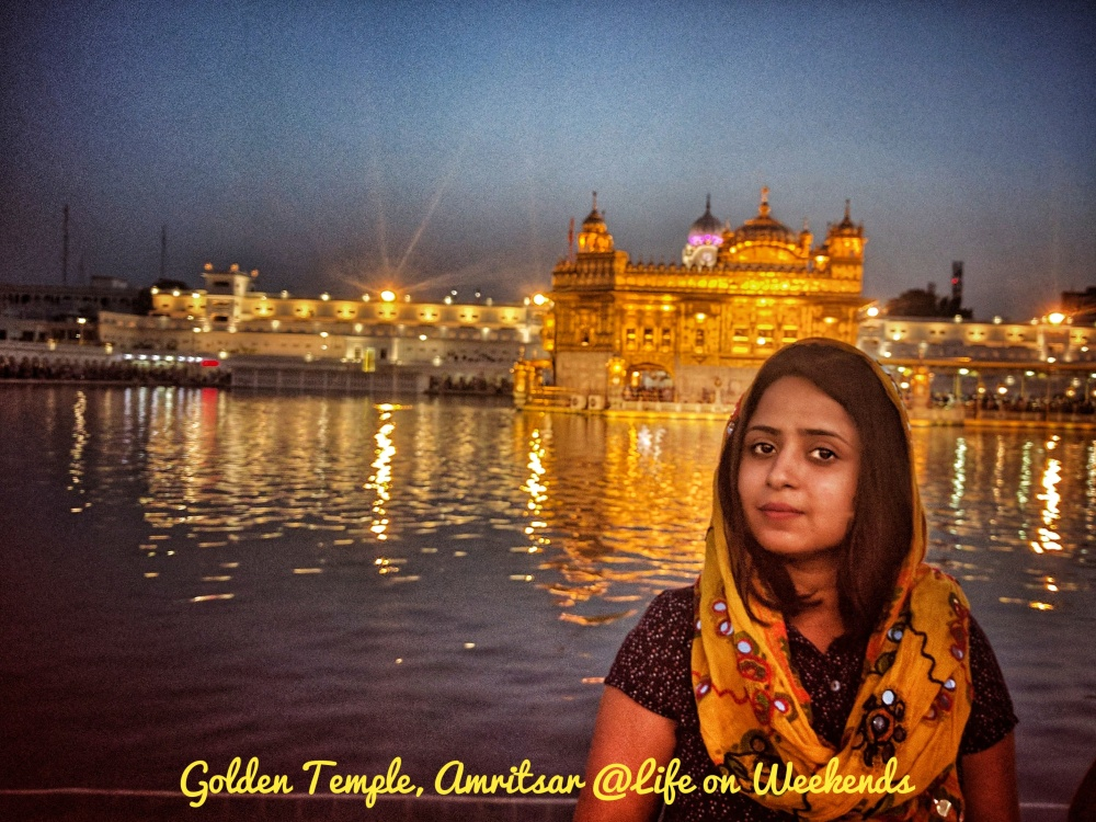 Golden Temple, Amritsar @Life on Weekends