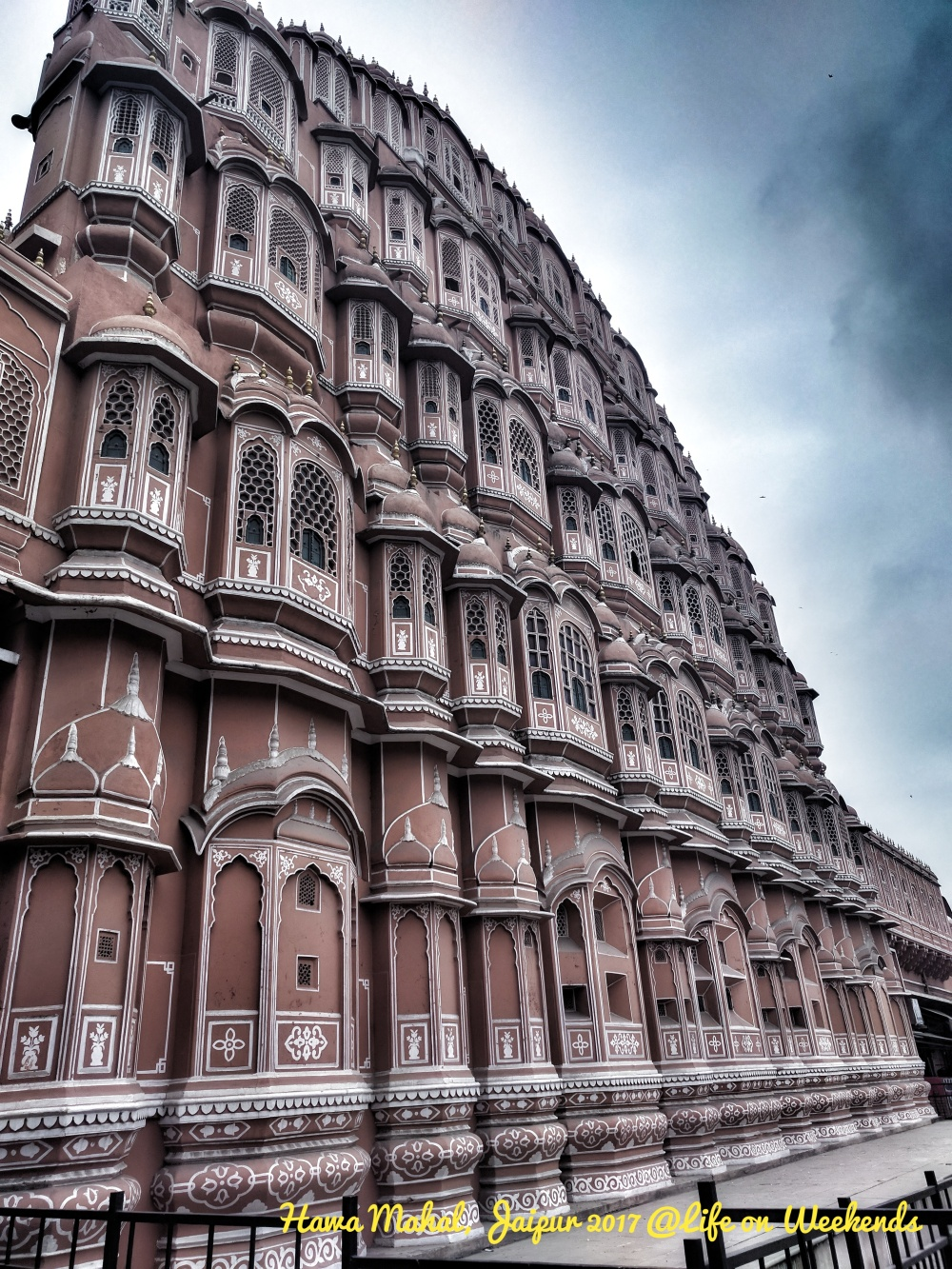 Hawa Mahal @Life on Weekends