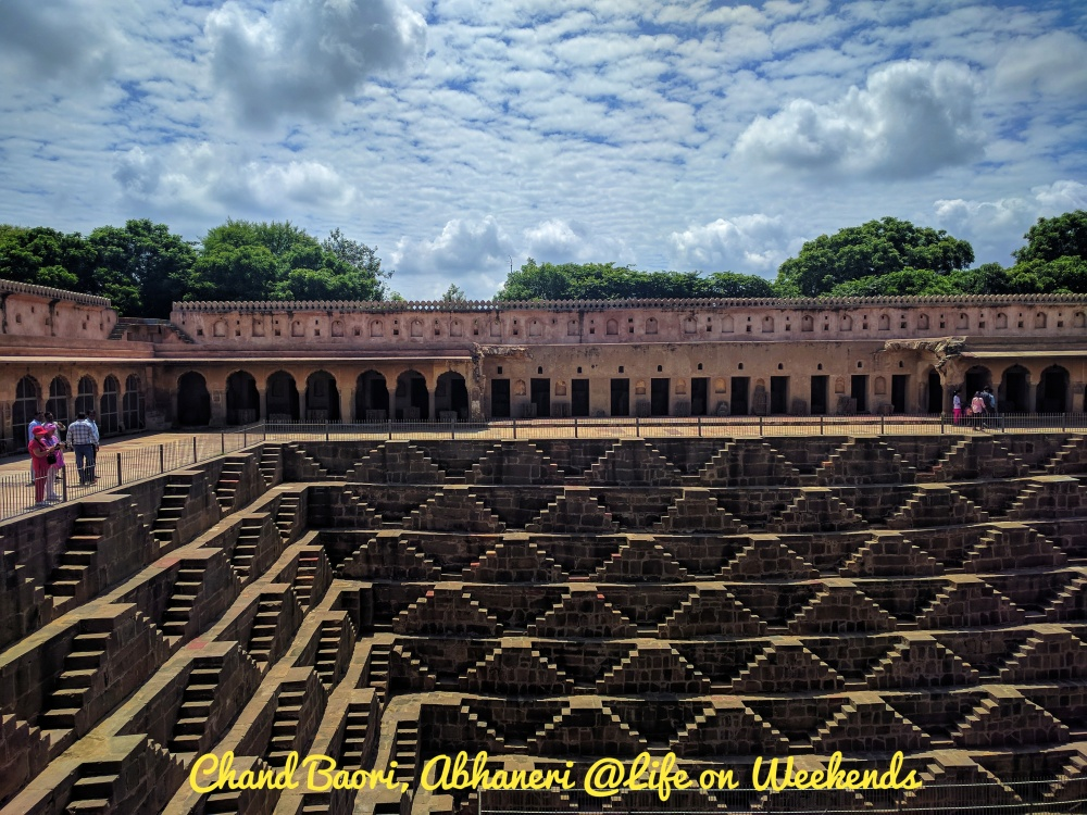 Chand Baori @Life on Weekends