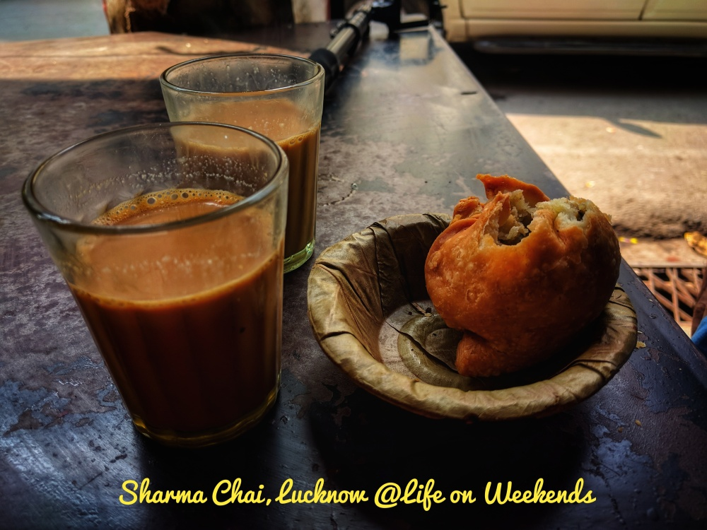 Lucknow Food Trail