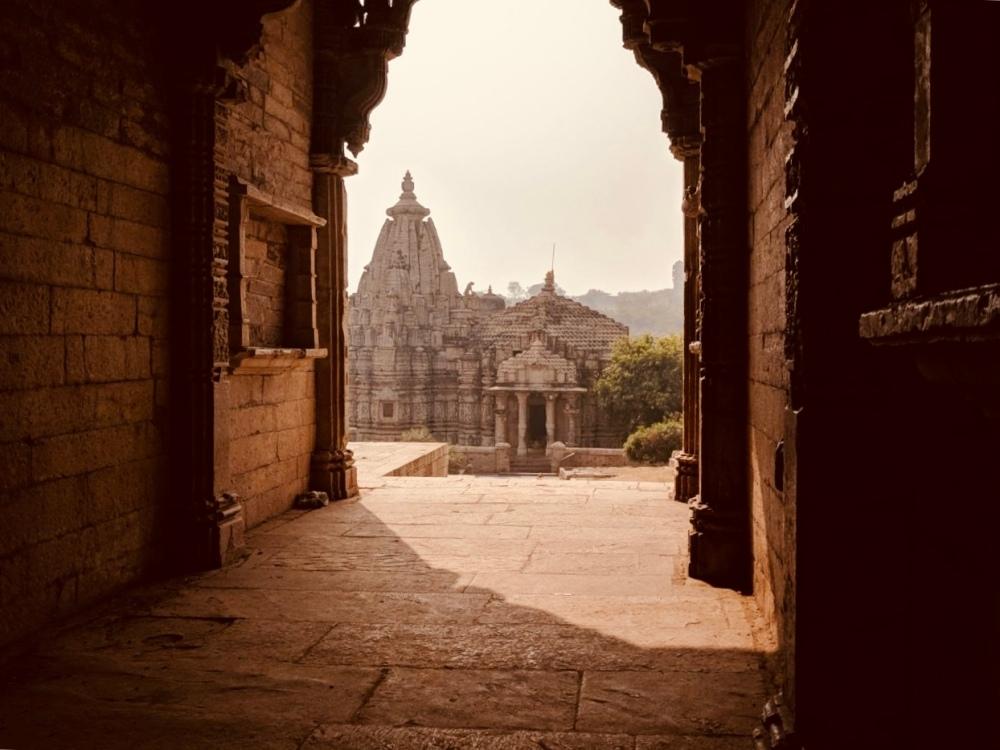 Meerabai Temple, Chittaur @LifeonWeekends.com