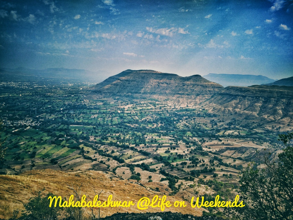 Grand Canyon of India, Mahabaleshwar, Maharashtra @Life on Weekends