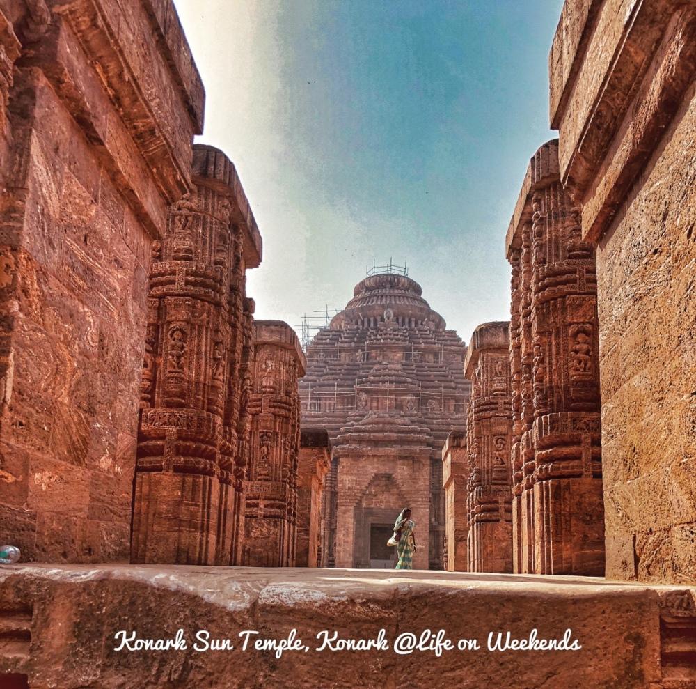 Konark Sun Temple, Konark, Odisha