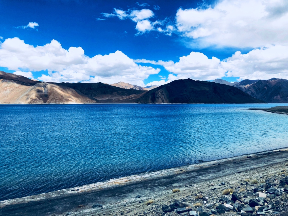 Pangong Lake, Leh & Ladakh, Jammu and Kashmir