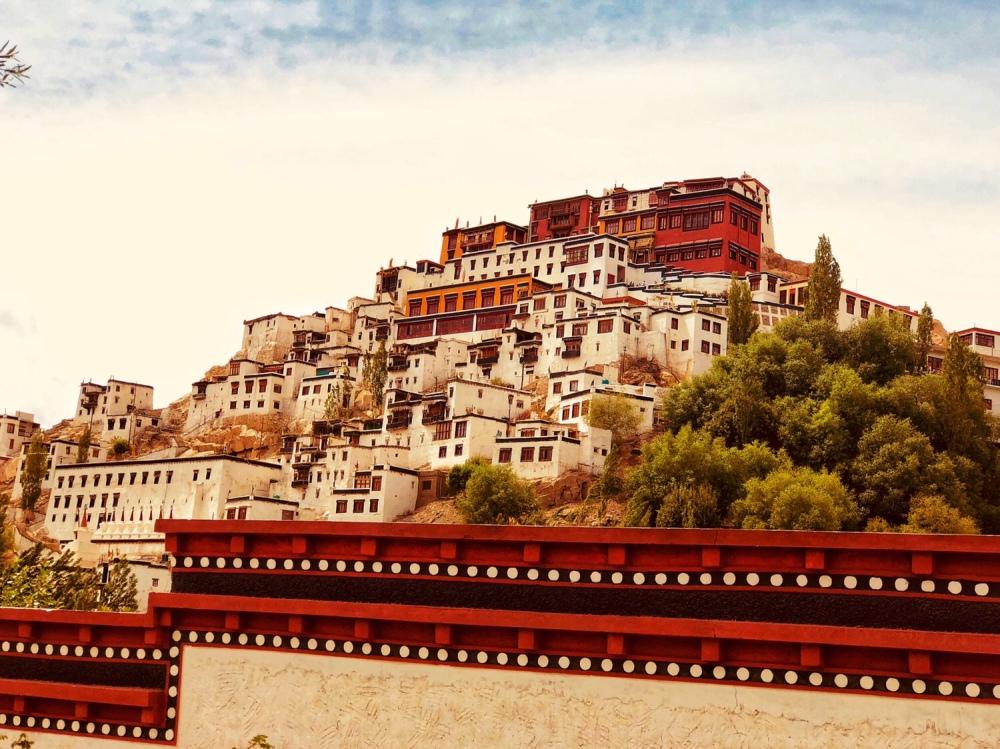 Thiksey Monastery, Leh & Ladakh, Jammu and Kashmir
