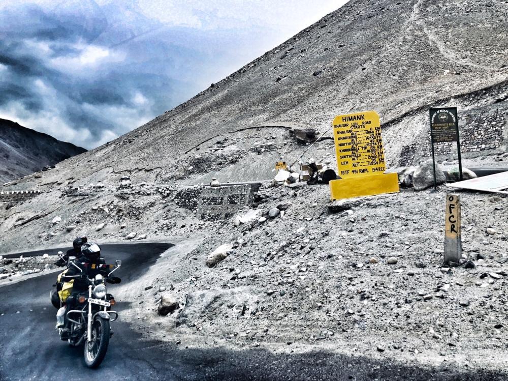 Khardungla, Ladakh
