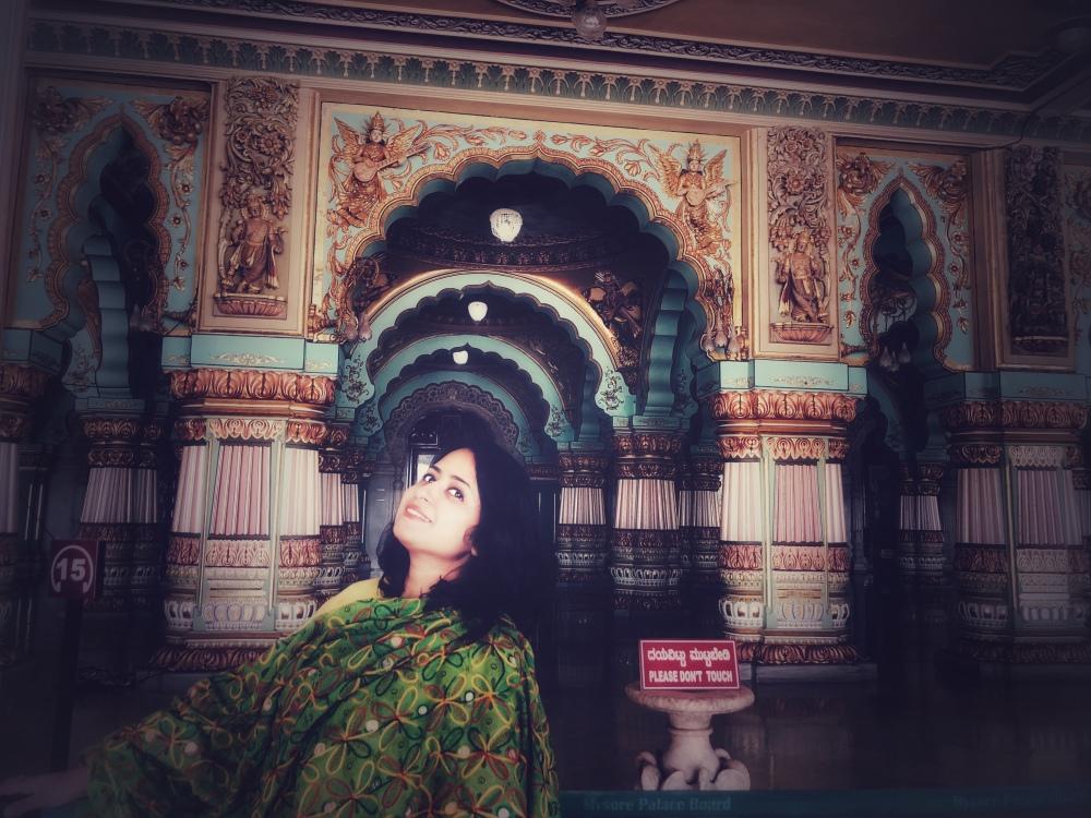 Mysore Palace, Mysore, Karnataka